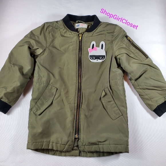 H&M Other - 💥Just In💥 H&M Jacket US size 4-5Y